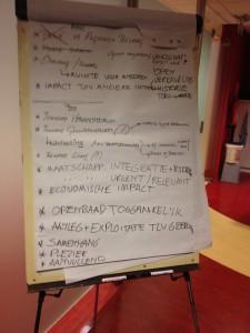 criteria reflectiegroep